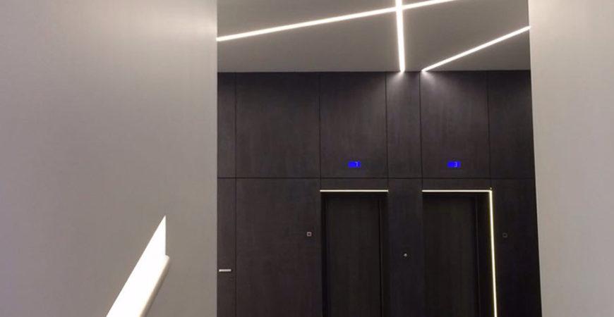 Il recupero degli androni e dei portoni negli edifici