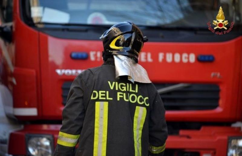 Incontro con i Vigili del fuoco