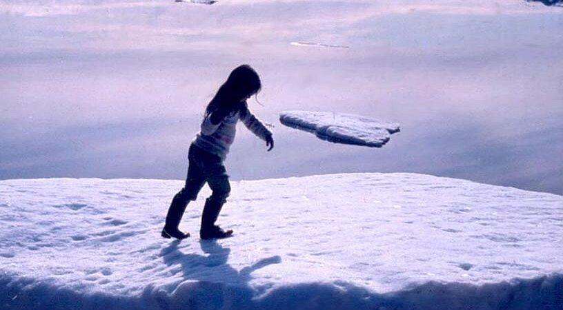 Samuele Falciglia un viaggio al Polo Nord